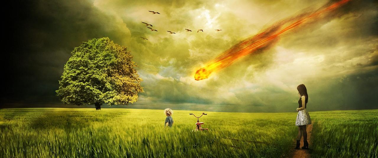 Bild: Meteor