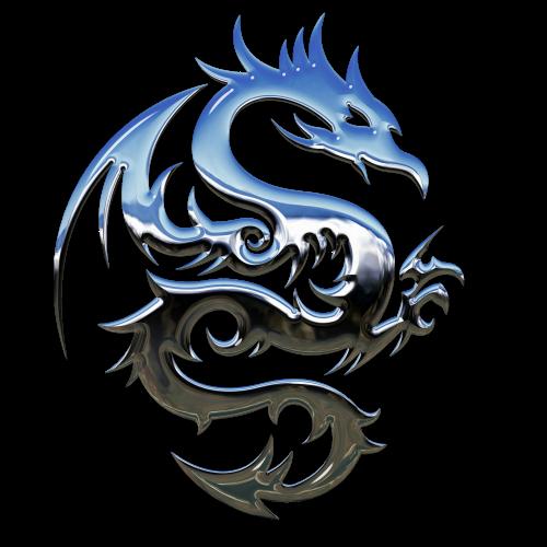 Bild: Drachen Logo