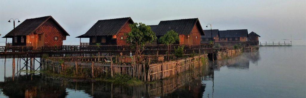 Bild: Dorf