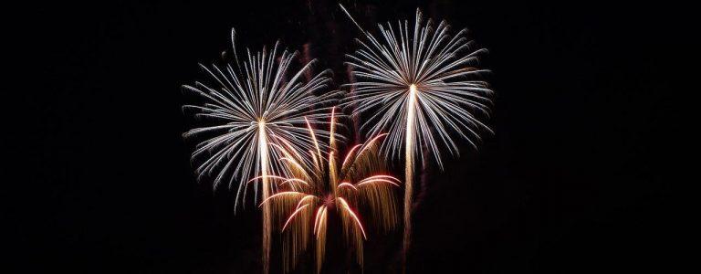 Bild: Feuerwerk