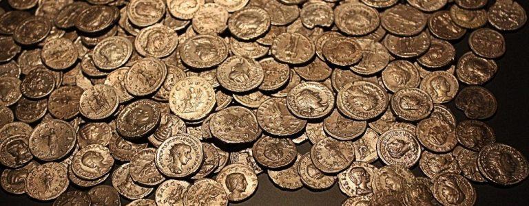 Bild: Goldmünzen