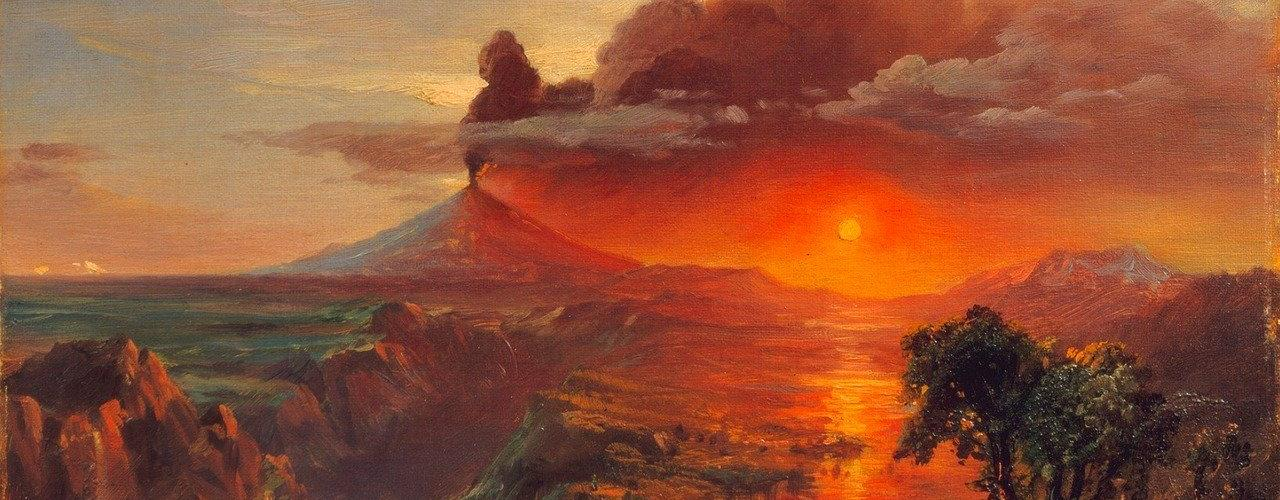 Bild: Vulkan